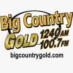 Logo da emissora WCBY 1240 AM Big Country