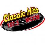 Logo da emissora WCCW 107.9 FM Classic Hits