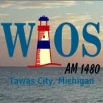 Logo da emissora WIOS 1480 AM