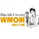 Logo da emissora WMOM 102.7 FM