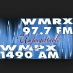 Logo da emissora WMPX 1490 AM