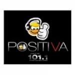 Logo da emissora Radio Positiva 101.1 FM