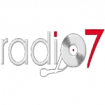 Logo da emissora Radio 7 100.1 FM