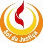 Logo da emissora Sol da Justiça