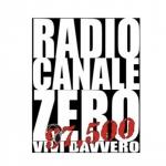 Logo da emissora Canale Zero 97.5 FM
