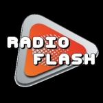 Logo da emissora Flash 104 FM