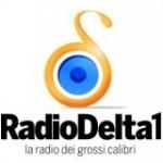 Logo da emissora Delta 1 88.4 FM
