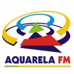 Logo da emissora Rádio Aquarela 102.5 FM