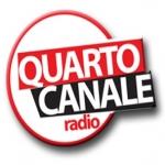 Logo da emissora Quarto Canale Radio 93.5 FM