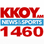 Logo da emissora Radio KKOY 1460 AM