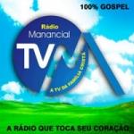 Logo da emissora Web R�dio TV Manancial