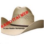 Logo da emissora Rádio Itaí Web