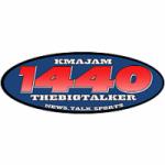 Logo da emissora Radio KMAJ 1440 AM