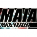 Logo da emissora Web R�dio Maia