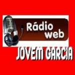 Logo da emissora R�dio Web Jovem Garcia