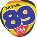 Logo da emissora Radio Nova 89 FM
