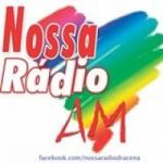 Logo da emissora Nossa Rádio Dracena 1490 AM