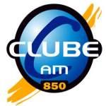 Logo da emissora R�dio Clube 850 AM