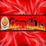 Logo da emissora Rádio Ousadia FM