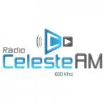 Logo da emissora Rádio Celeste 610 AM
