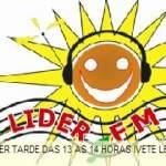 Logo da emissora Radio Líder 87.5 FM