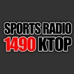 Logo da emissora KTOP 1490 AM