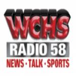 Logo da emissora WCHS 580 AM