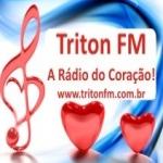 Logo da emissora R�dio Triton FM