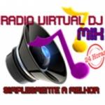 Logo da emissora R�dio Virtual Dj Mix