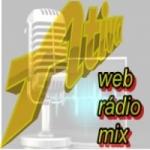 Logo da emissora Ativa Web Rádio Mix