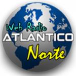 Logo da emissora Atl�ntico Norte Web R�dio