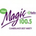 Logo da emissora WDYK 100.5 FM