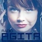 Logo da emissora Rádio Agita