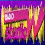 Logo da emissora Rádio Studio W