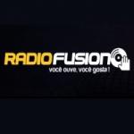 Logo da emissora Rádio Fusion