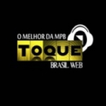 Logo da emissora Toque Brasil Web