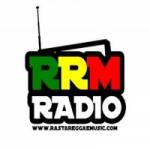 Logo da emissora Rasta Reggae Music