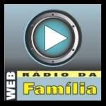 Logo da emissora Web Rádio da Família