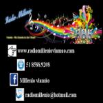 Logo da emissora R�dio Millenium Online