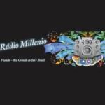 Logo da emissora Rádio Millenium Online