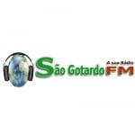 Logo da emissora S�o Gotardo FM