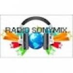 Logo da emissora Rádio Sonymix