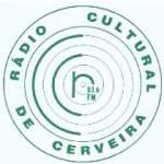 Logo da emissora Rádio Cultural de Cerveira 93.6 FM