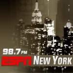Logo da emissora WEPN 98.7 FM