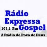 Logo da emissora Radio Expressa Gospel 103.1 FM