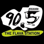 Logo da emissora WANM 90.5 FM