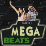 Logo da emissora Rádio Mega Beats