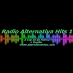 Logo da emissora Rádio Alternativa Hits 1