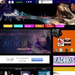 Logo da emissora R�dio Sequ�ncia Pop