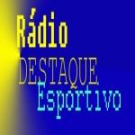 Logo da emissora Rádio Destaque Esportivo